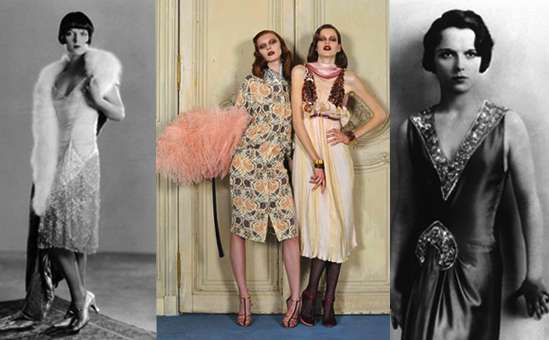 Flapper Girl Fashion