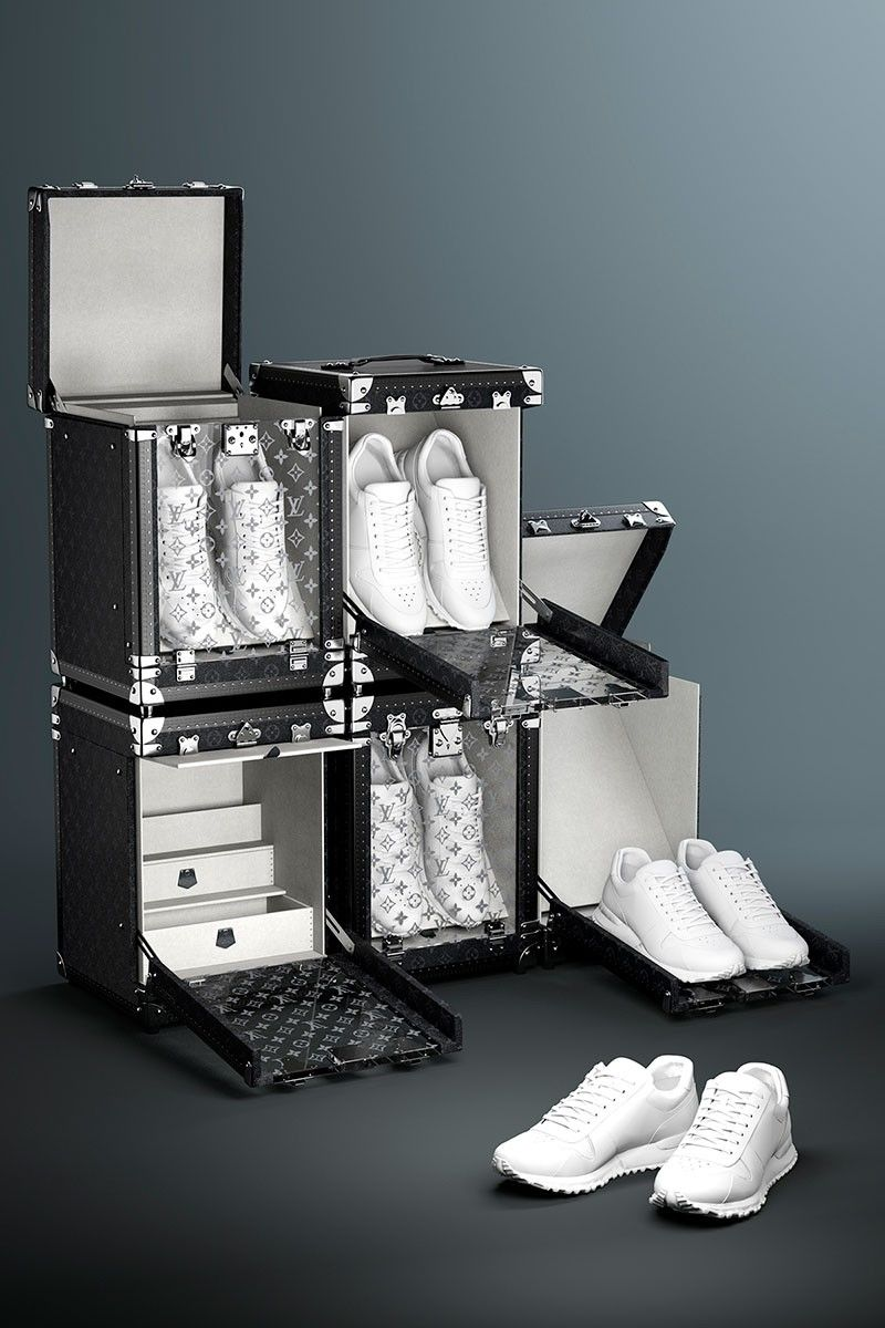 Elegant Footwear Display Boxes