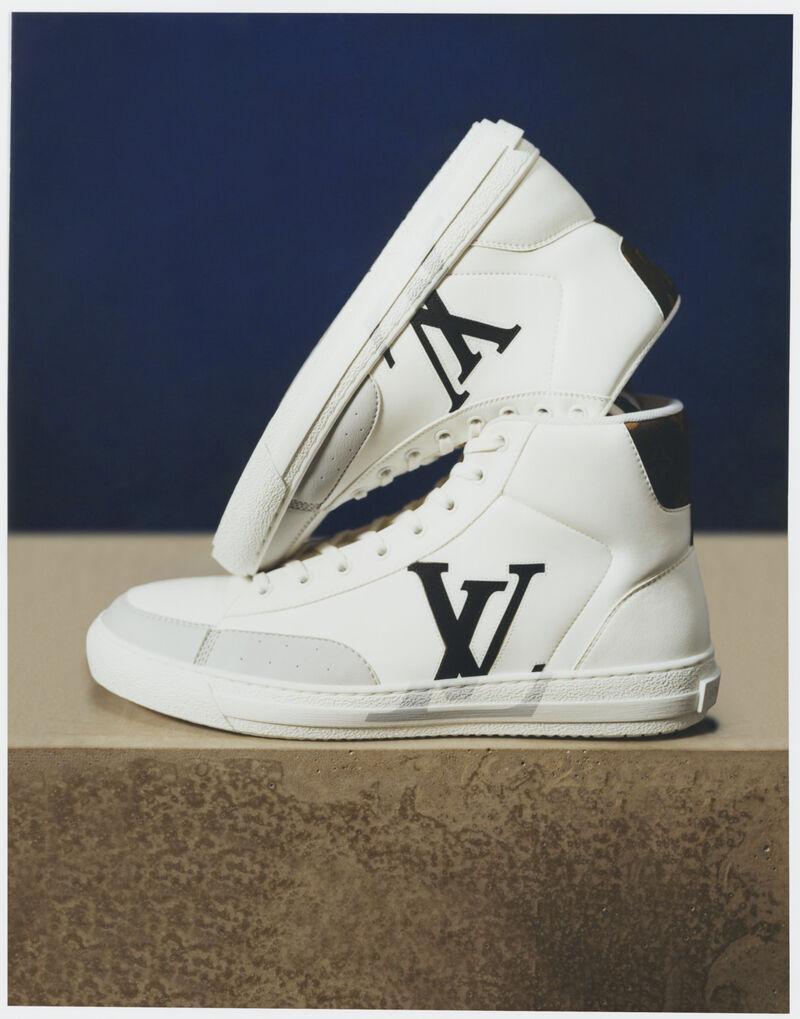 Eco-Conscious Luxury Sneakers
