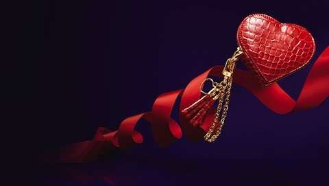 Heart-Shaped Purses