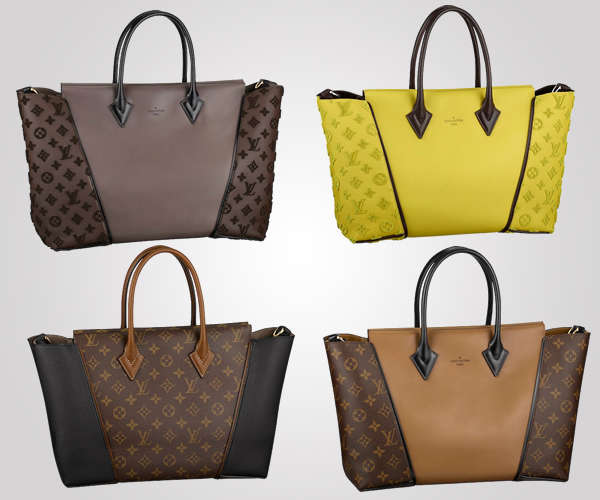 f500890cbea9 Luxurious Alphabetized Totes   louis vuitton w