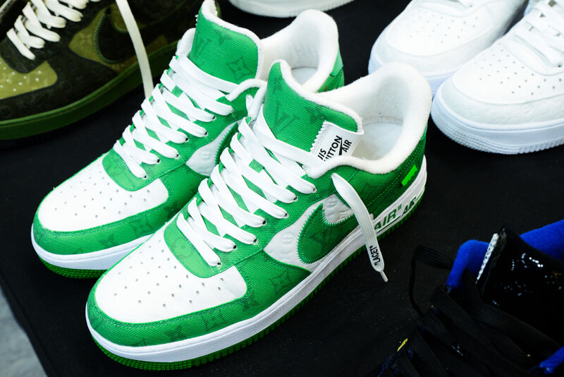 Hip-Hop-Inspired Sportswear Shoes