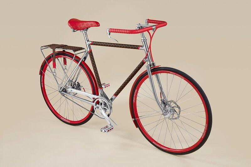 Customized Logo-Heavy Bikes