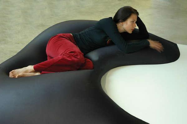 Yin Yang Lounge Pads Furniture