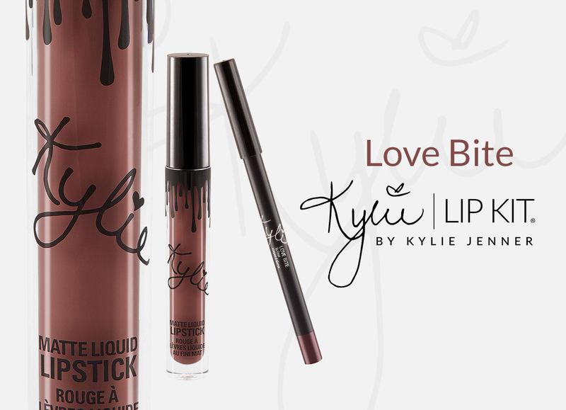 Bruised Bite Lipsticks