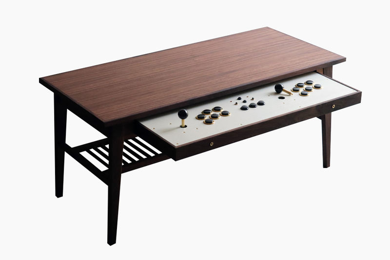 Retro Gamer Coffee Tables
