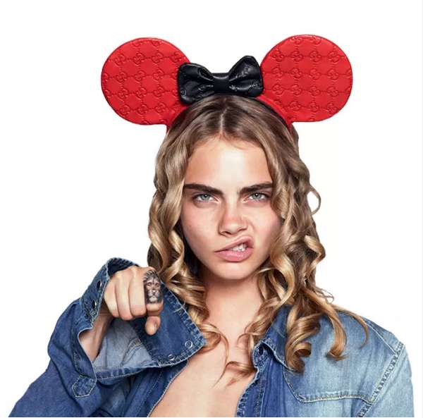 Disney Cartoon-Inspired Cover Shoots