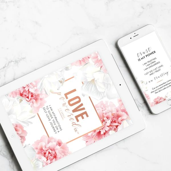 Digital Affirmation Kits