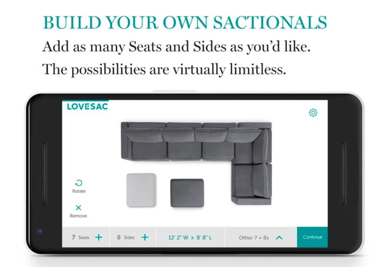 Couch Creation Apps