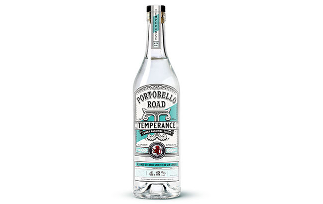 Low-Alcohol Gin Spirits