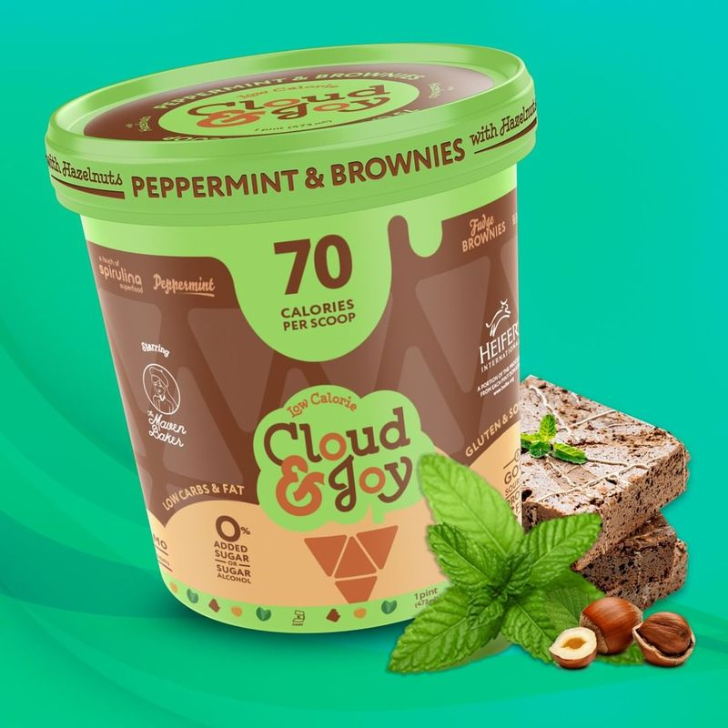 Feel-Good Low-Calorie Ice Creams