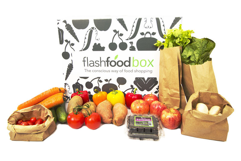 Waste-Reducing Meal Boxes