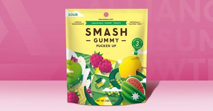 Sour Low-Sugar Gummies