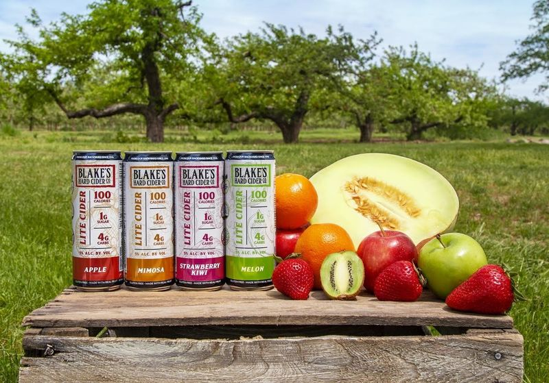 Low-Calorie Hard Ciders