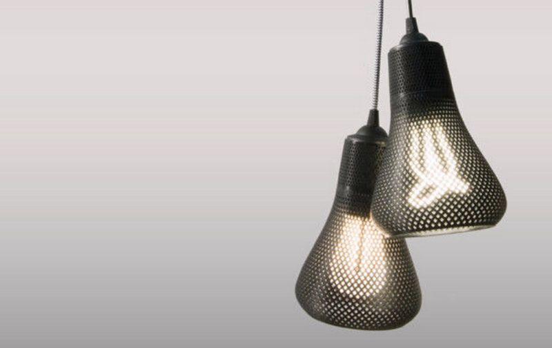 3D-Printed Lampshades