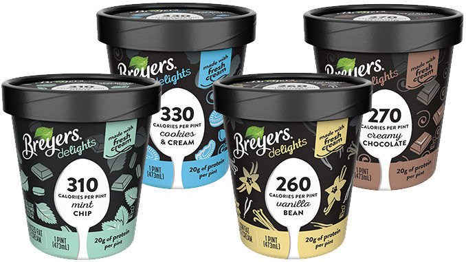Satisfying Low-Calorie Ice Creams