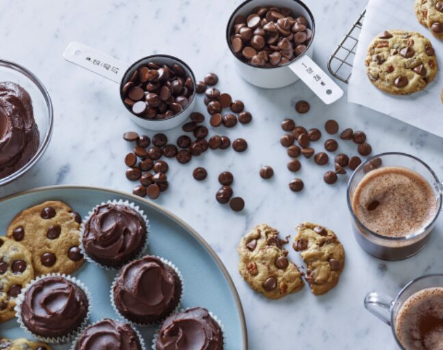 Low-Sugar Chocolate Chips