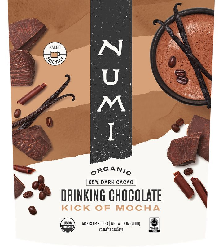 Low-Sugar Drinking Chocolates