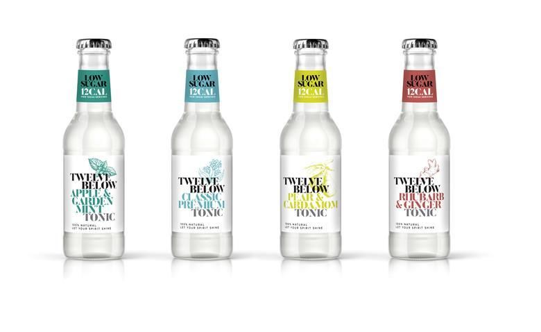 Premium Low-Calorie Cocktail Mixers