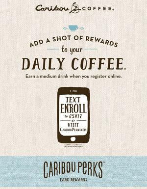Java Perk Loyalty Cards