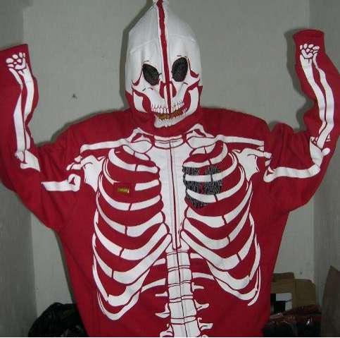 Full Zip Hoodies Lrg Skeleton Sweater Kicks Off A Streetwear Craze