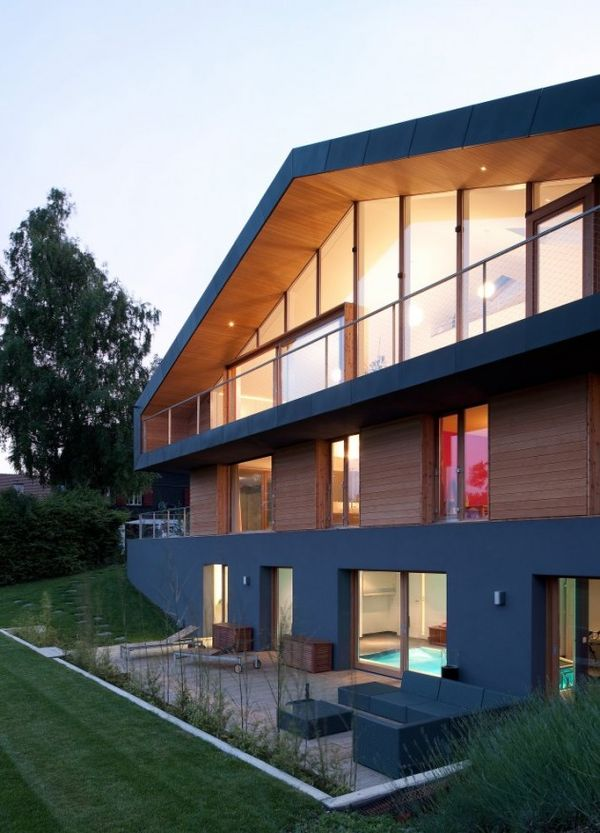 Chalet-Like Abodes