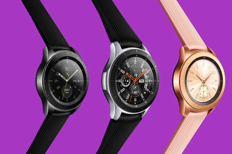 Wireless Charging Smartwatches