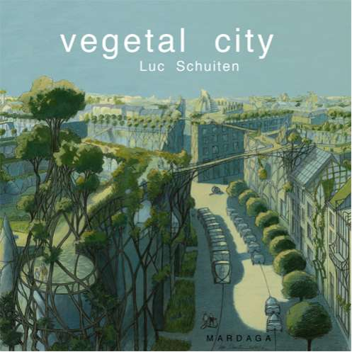 Futuristic Utopian Landscapes