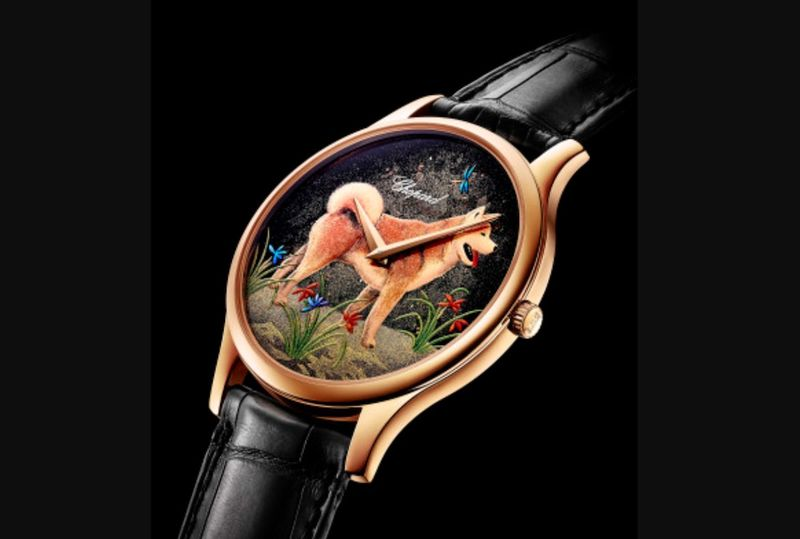 Chinese New Year Timepieces