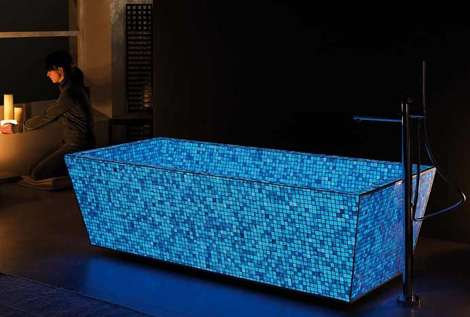 Glow-In-The-Dark Tubs