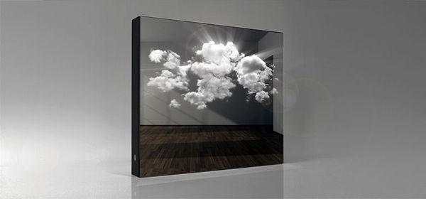 Simulated Sky Reflectors