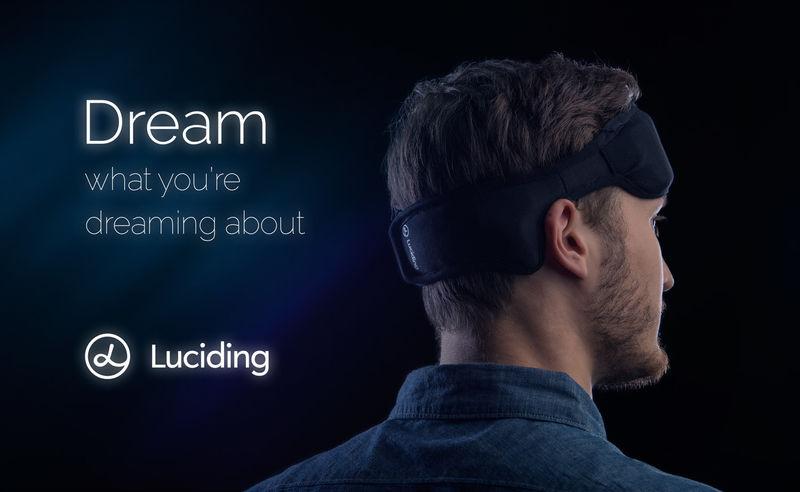 Lucid Dream-Inducing Headbands : LucidCatcher