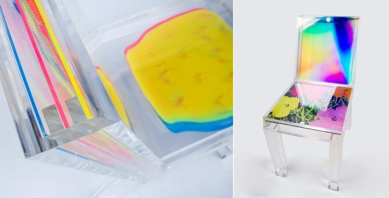 Customizable Lucite Chairs
