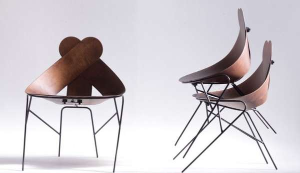 Criss Cross Chairs
