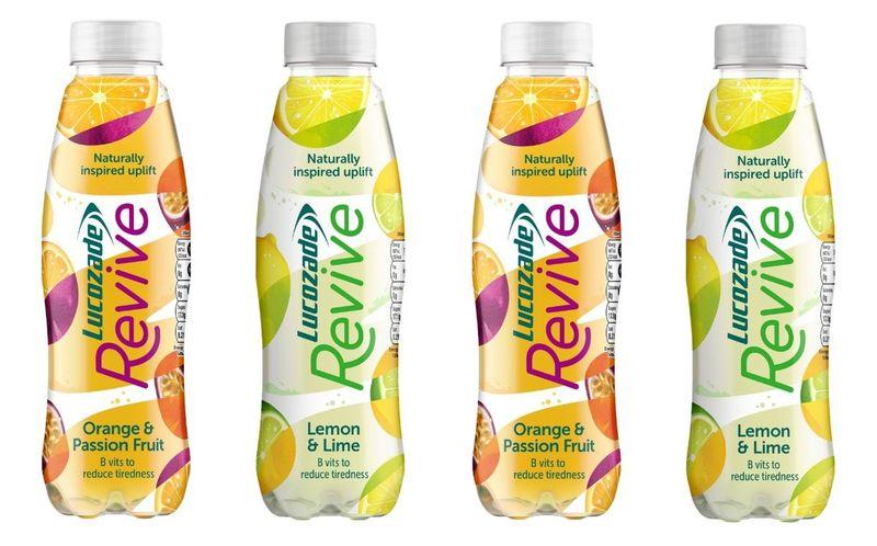 Fruit-Forward Energy Drinks