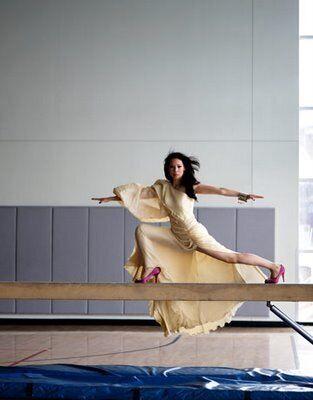 China Olympics Influence Fashion