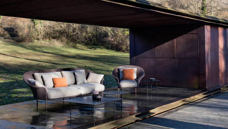 50s-Themed Outdoor Furniture