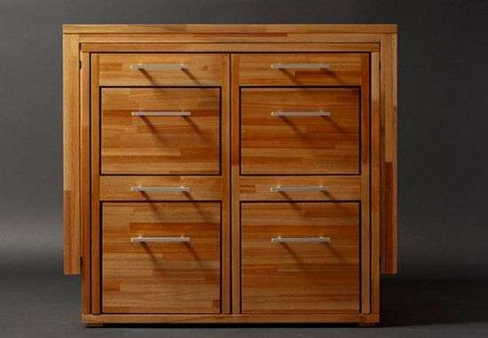 Furniture-Concealing Cabinets