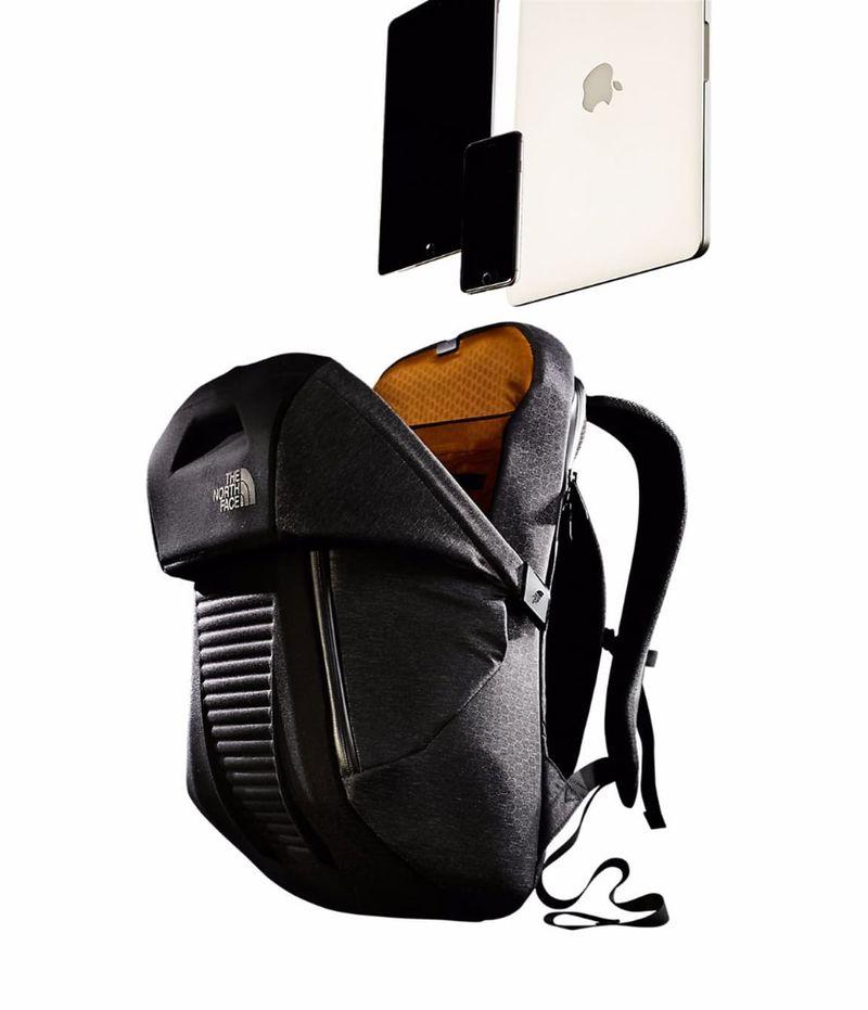 Zipper-Less Luggage Backpacks