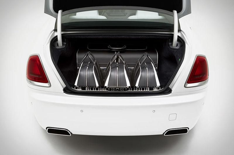 Luxury Vehicle Luggage Collections