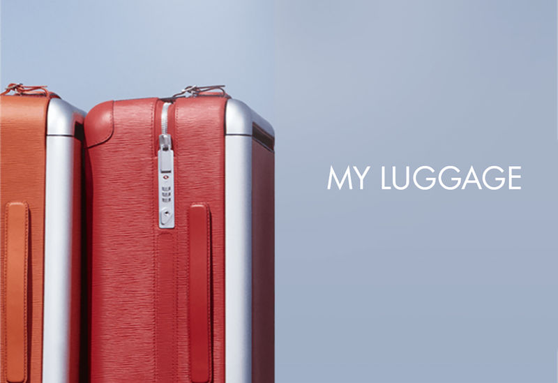 Luxury Luggage Trackers