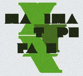 Experimental Fontography