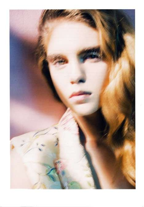 Ethereal Androgyny Editorials