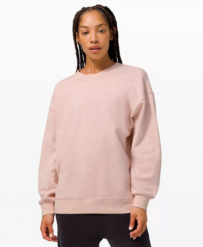 Perfectly Oversized Crew Sweaters
