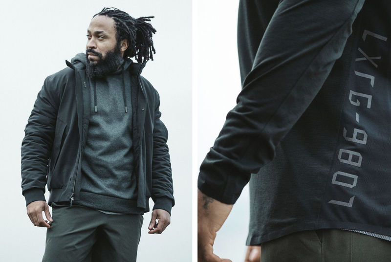 Stylish Technical Athleisure Apparel
