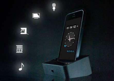 Intelligent Smartphone Docks