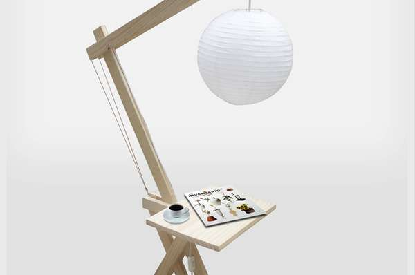 Gangly Easel Illuminators