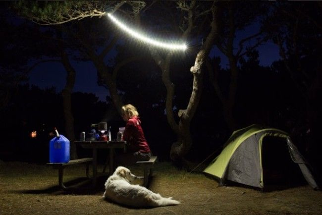 lighting alligator camping for dc kit or with ready to bar lights cm caravan bars led battery x clips boat light