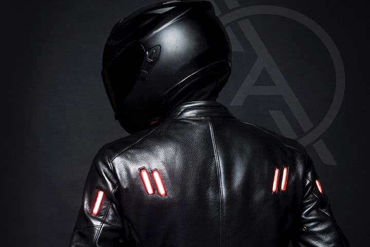 LED-Powered Motorcycle Jackets