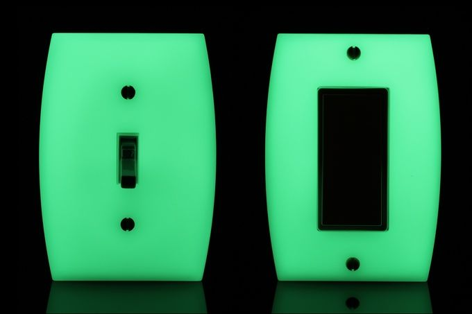 Luminous Light Switches